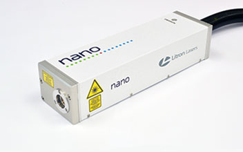 Nano S - compact pulsed Nd:YAG lasers