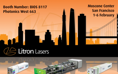 Visit our stand at BiOS & Photonics West 2020!