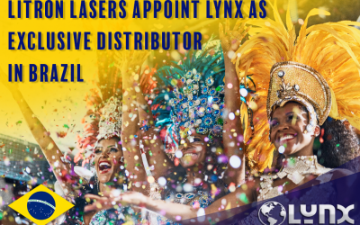 Litron Lasers Appoint Lynx as New Brazilian Distributor